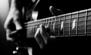 C4 Productions: 30-Minute Musical Instrument Lesson at C4 Productions (50% Off)