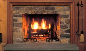 Home Comfort Design: $99 for $600 Toward a Heat & Glo Gas Fireplace Insert from Home Comfort Design