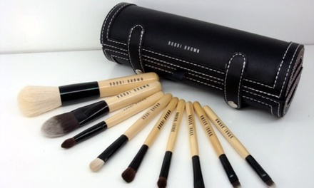 Bobbi Brown 9 Pcs Makeup Brushes  e7e5389960a4
