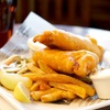 Up to 54% Off Fish 'n' Chips Meal