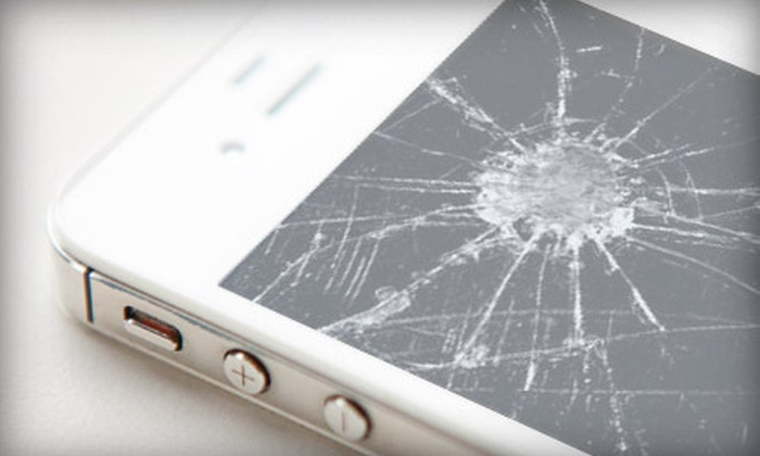 The iGurus - Lawrence: iPhone 3G/3GS or 4/4S or iPad 1, 2, or 3 Screen Repair at The iGurus (Up to 57% Off)