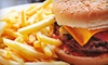 Sincity Burgers - Las Vegas: Gourmet Burgers and Shakes at Sincity Burgers (Half Off). Two Options Available