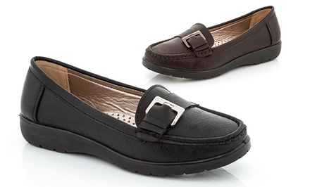 Rasolli Women's Comfort Loafers