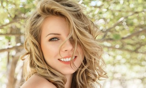 Infiniti's Hair Salon and Spa: $55 for Haircut Package with Color or Highlights at Infiniti's Hair Salon and Spa ($112 Value)