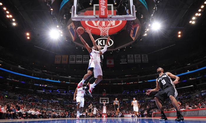 Los Angeles Clippers - STAPLES Center: Los Angeles Clippers Game at Staples Center on March 17 or 20 or April 11 (Up to 54% Off)