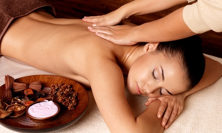 90-Minute Custom Massage or 60-Minute Reflexology Session at Therapeutic Embrace Massage (50% Off)