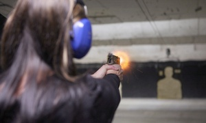 The Range Langley: Gun Range Experience for One or 15-Month Range Membership at The Range Langley (Up to 45% Off)
