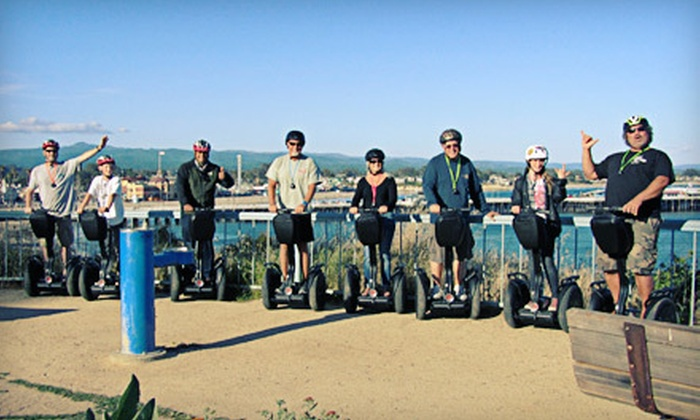 Segway Santa Cruz - Segway Santa Cruz: Two-Hour Segway Tour for One or Two from Segway Santa Cruz (Up to 64% Off)