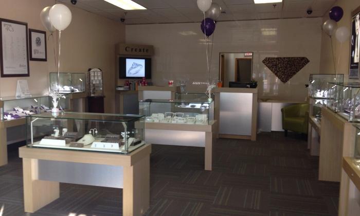 Princess Jewelers - LONDONDERRY: $41 for $75 Worth of Fine Jewelry — PRINCESS JEWELERS
