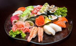 Sushi King: Zestawy sushi: 15 kawałków za 31,99 zł i więcej opcji w Sushi King (do -59%)