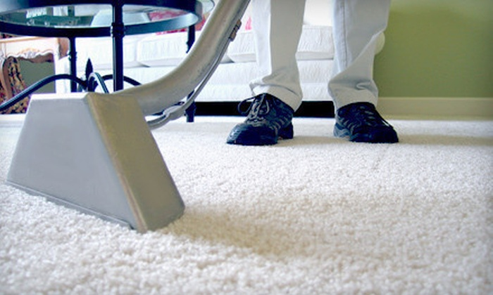 Tornado Cleaning - Hampton Roads: Carpet Cleaning and Deodorizing for Three or Five Rooms and One Hallway from Tornado Cleaning (Up to 58% Off)