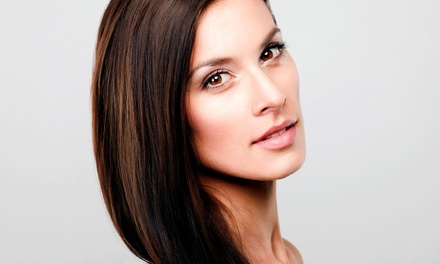 $129 for a Brazilian Blowout at Salon Tuscany ($300 Value)
