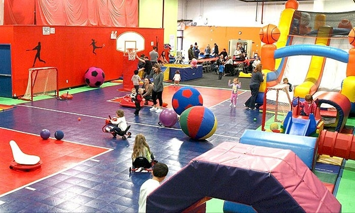 Kids 'N Shape - Multiple Locations: Open Play for Two, Four, or Six or One Day or One Week Toddler Program at Kids 'N Shape (Up to 50% Off)