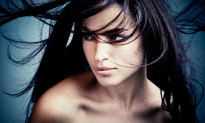 B Spa & Salon - Rye: One or Three Keratin Treatments or Brazilian Blowouts at B Spa & Salon in Rye (Up to 78% Off)