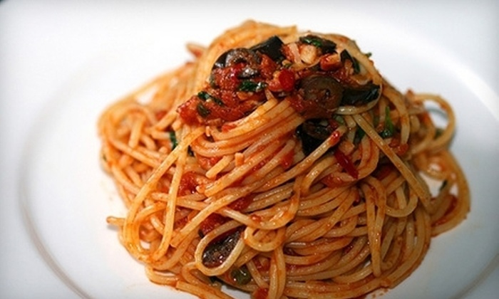Danube Bistro - Downtown Bellevue: $12 for $25 Worth of Italian Cuisine and Drinks at Danube Bistro