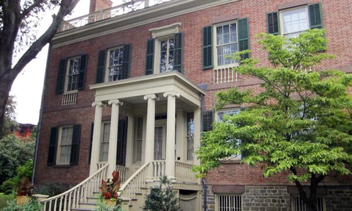 Ten Broeck Mansion - Albany: One-Year Family or Individual Membership to Ten Broeck Mansion (Up to 45% Off)