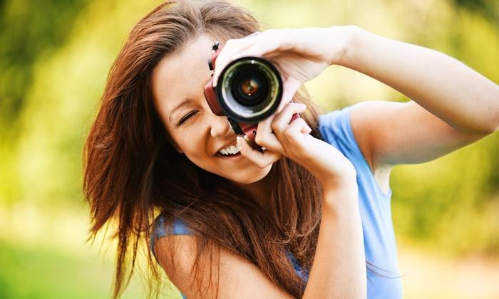 Bella Rossi Photography - Denver: 60-Minute Outdoor Photo Shoot from Bella Rossi Photography (75% Off)