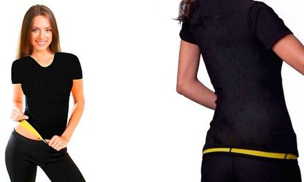 Camiseta térmica para mujer