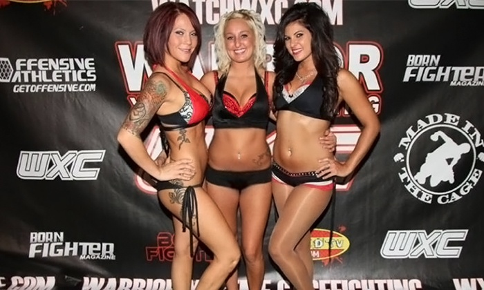 Warrior Xtreme Cagefighting - Taylor Sportsplex: One Ticket to Warrior Xtreme Cagefighting 59: Homeland Pride at Taylor Sportsplex on Saturday, August 8 (Up to Half Off)