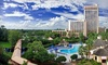 Hilton Buena Vista Palace - Greater Orlando, FL: Stay with Daily Resort Fee at The Buena Vista Palace Hotel & Spa in Lake Buena Vista, FL