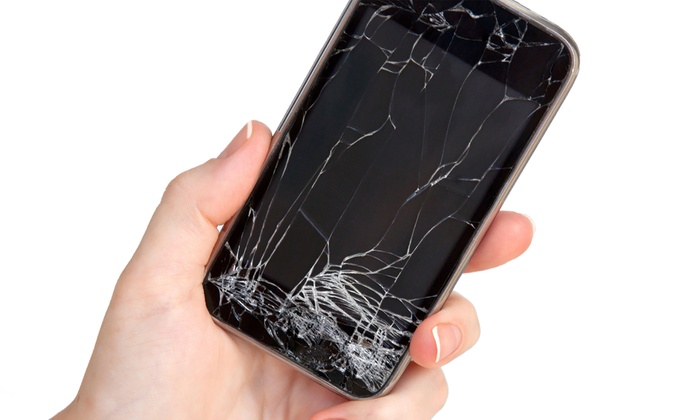 Mobile Spot - Houston: Screen Glass Repair for Samsung S3 or S4 at Mobile Spot (51% Off).
