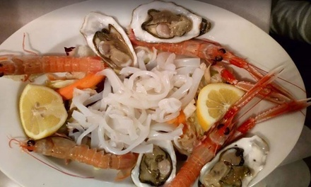 Crudi di pesce e Prosecco, Bari a 39,90€euro