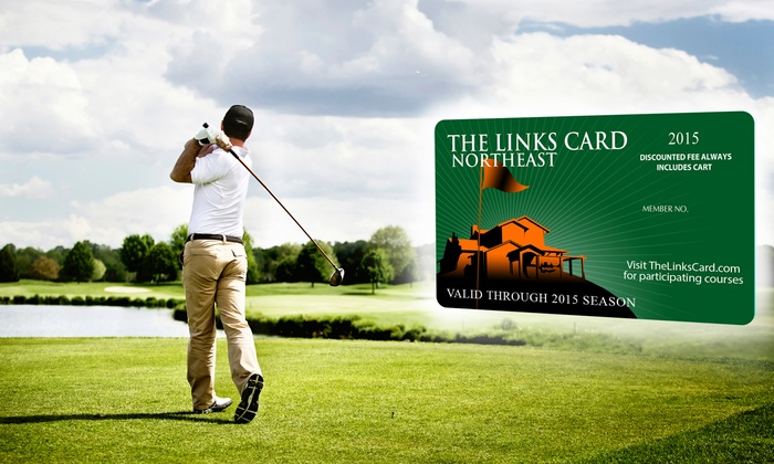 The Links Card: One or Two Golf-Membership Links Cards with a Sportsman's Rewards Membership (Up to 80% Off)