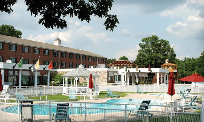 Heritage Hotel  - East Hempfield: One-, Two-, or Three-Night Stay at Heritage Hotel – Lancaster in Lancaster, PA