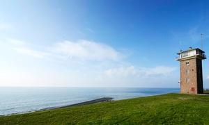 Panorama op zee: 1-3 nachten incl. uitzicht op zee en 1x ontbijt in de kustwachttoren   Het Torentje   voor 2-4 pers.