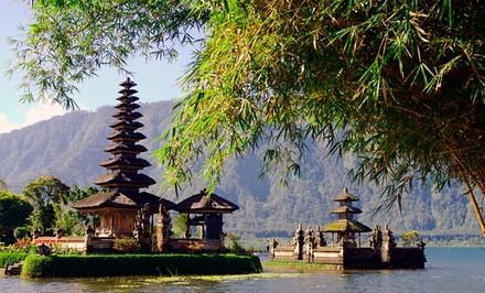 ✈ 11-Day Bali Vacation with Airfare and Sightseeing from Pacific Holidays. Price/Person Based on Double Occupancy.