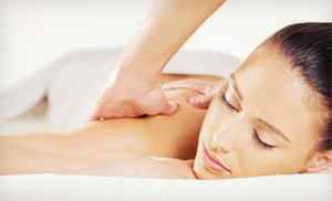 The Body Repair Shop: 60-Minute Swedish Massage or Sea-Salt Exfoliation, Herb Ball, or Shiatsu Massage at The Body Repair Shop (Up to 53% Off)