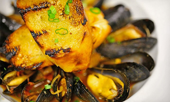 Vito's by the Water - Multiple Locations: $35 for a $50 Gift Card for Italian Cuisine at Vito's By the Water. Two Locations Available.