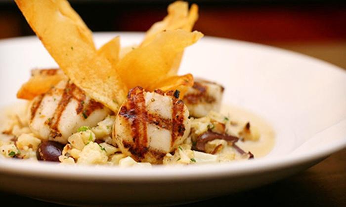 Treva Restaurant & Bar - WEST HARTFORD: $20 for $40 Worth of Italian Cuisine for Lunch or Brunch at Treva Restaurant & Bar