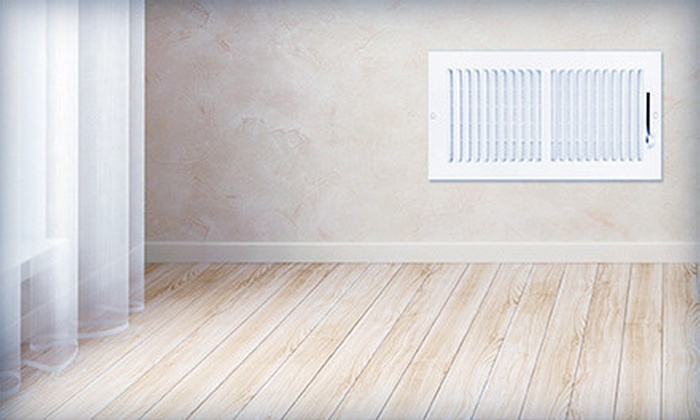Pure Air services, Inc. - Los Angeles: Home-Ventilation Cleaning with or without Dryer-Vent Cleaning from Pure Air services, Inc. (Up to 88% Off)