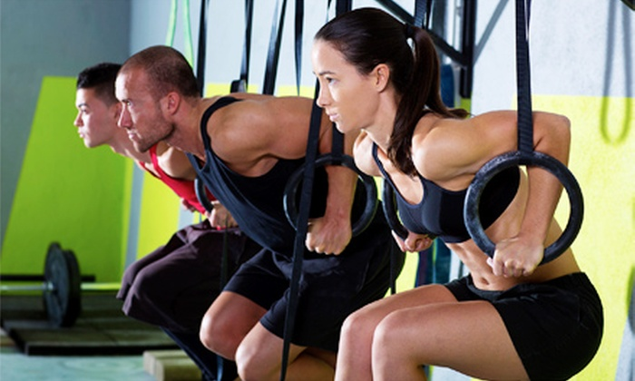 CrossFit Magnus - Buckman: One, Two, or Three Months of Unlimited CrossFit Classes at CrossFit Magnus (Up to 86% Off)