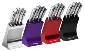 Morphy Richards 5-Piece Knife Set