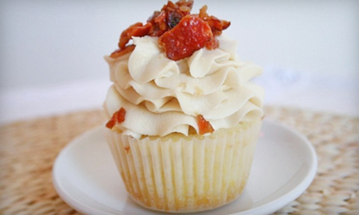 TopIt Cupcakes - Gilbert Town Square: $5 Worth of Handmade Cupcakes