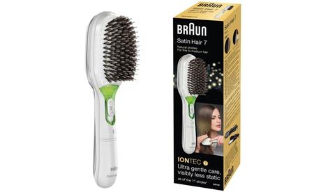 Cepillo iónico alisador Braun Satin Hair 7 BR 750 Ionte
