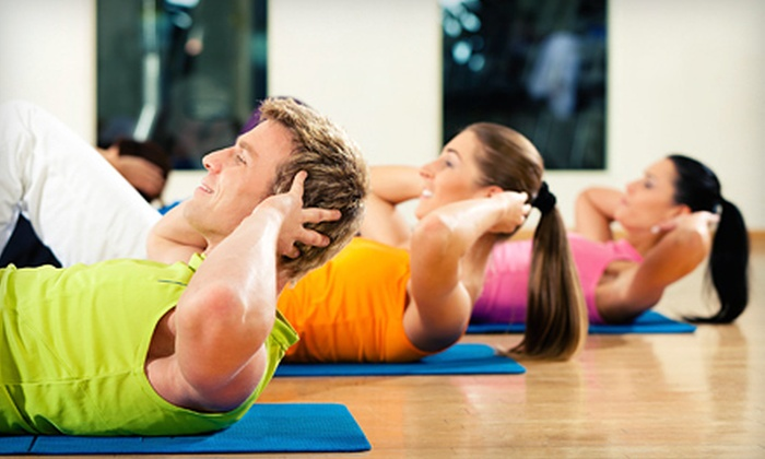 Imagine Center - Greenville: $29 for a Three-Month Gym Membership with Unlimited Classes and Childcare at Imagine Center ($150 Value)