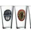 Guinness Vintage Bottle Label Pub Glasses (Set of 4)