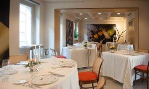 GENER NEUV: GenerNeuv, segnalato Michelin- Menù della tradizione di 4 portate con tris di antipasti, dolce e vino(sconto fino a 69%)