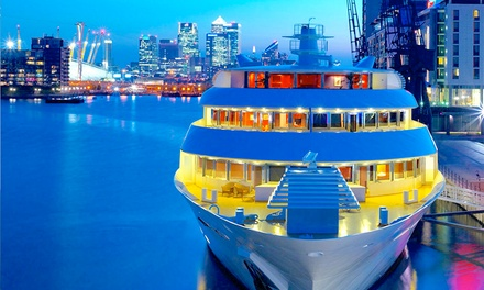 4* Luxury London Superyacht Hotel With Spa