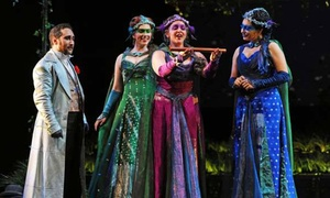 """The Magic Flute"" : ""The Magic Flute"" on October 9 or 13"