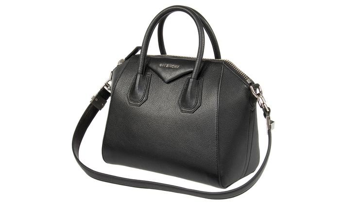 418f426c2d8 Givenchy Antigona Matte Black Small Leather Tote