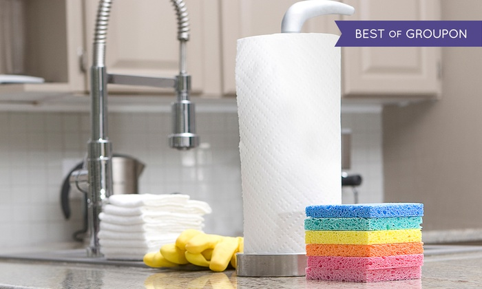Eagle Cleaning Concepts - Naples: Two or Four Man-Hours of House Cleaning from Eagle Cleaning Concepts (Up to 56% Off)