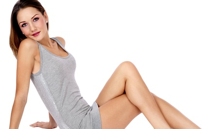 Three Laser Hair-Removal Treatments at Ageless Beauty Skincare Clinic (84% Off)