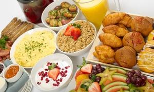 MuCa Bar: Frühstück All-you-can-eat für Zwei oder Vier in der MuCa Bar (47% sparen*)