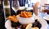 Up to 40% Off French Cuisine at Bistro Le Coq