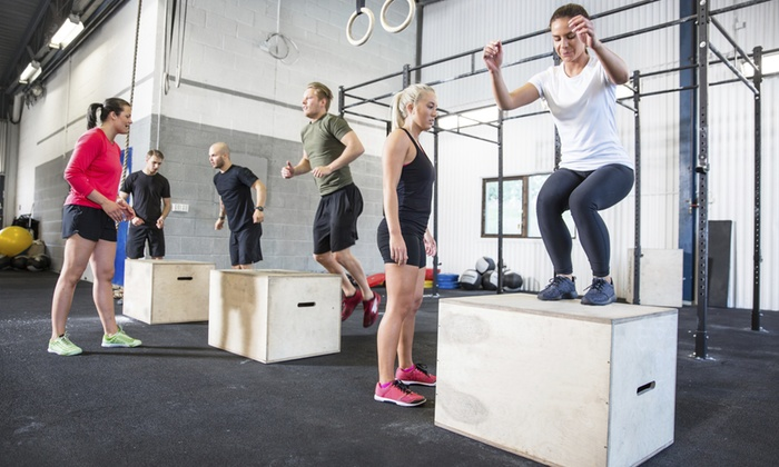 The Training Habit - Irvine Business Complex: One Month of Fitness Classes with Four Private Personal Training Sessions at The Training Habit (Up to 76% Off)