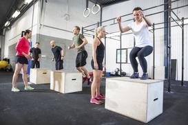 CrossFit South Lamar: 1-Month Unlimited Pain Cave Pass or a 10-Class Pass at CrossFit South Lamar (Up to 62% Off)